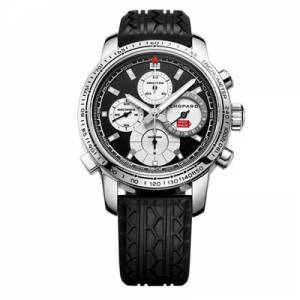 [ショパール]Chopard  Limited Edition Mille Miglia Split Second Steel Watch 168995-3002