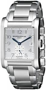 [ボーム&メルシエ]Baume & Mercier  Hampton Square Stainless Steel Bracelet Watch A10047