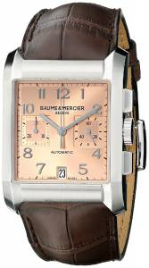 [ボーム&メルシエ]Baume & Mercier  Hampton Analog Display Swiss Automatic Brown Watch A10031
