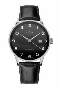 [エドックス]Edox 腕時計 Les Vauberts Quartz Watch 701723NNBN 70172 3N NBN メンズ
