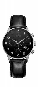 [エドックス]Edox  Les Vauberts Chronograph Quartz Watch 104083NNBN 10408 3N NBN メンズ