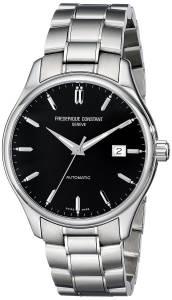 [フレデリックコンスタント]Frederique Constant Classics Swiss Automatic Black FC303B5B6B