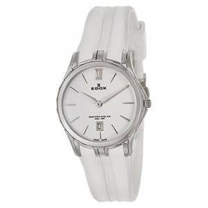 [エドックス]Edox  Grand Ocean Ultra Slim Quartz Watch 260243BIN 26024-3-BIN レディース