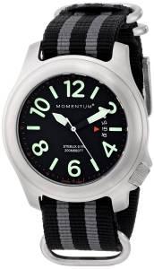 [モーメンタム]Momentum  Steelix Analog Display Japanese Quartz Green Watch 1M-SP74B7S