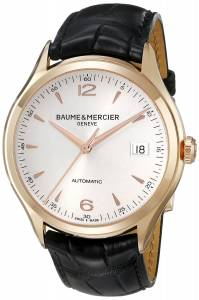 [ボーム&メルシエ]Baume & Mercier Clifton Analog Display Swiss Automatic Black BMMOA10058