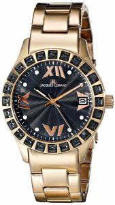 [ジャックルマン]Jacques Lemans  Rome Analog Display Quartz Rose Gold Watch 1-1517ZH
