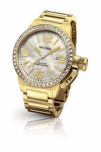 [ティーダブルスティール]TW Steel 腕時計 TW310 Canteen Style bracelet [並行輸入品]
