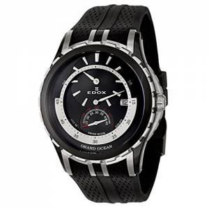 [エドックス]Edox  Grand Ocean Regulator Automatic Automatic Watch 77002357NNIN 45004 357N NIN