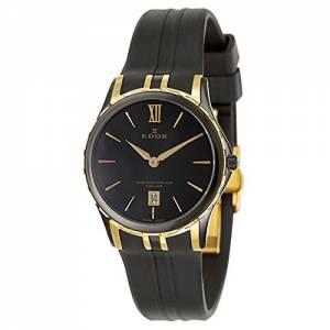 [エドックス]Edox  Grand Ocean Ultra Slim Quartz Watch 26024357JNNID 26024-357JN-NID