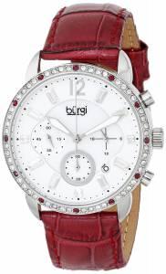 [バージ]Burgi 腕時計 Analog Display Quartz Red Watch BUR089BUR レディース