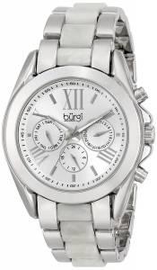 [バージ]Burgi 腕時計 Analog Display Swiss Quartz Silver Watch BUR094SS レディース