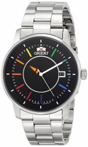 [オリエント]Orient 腕時計 Disk Stainless Steel Watch FER0200DW0 メンズ [並行輸入品]