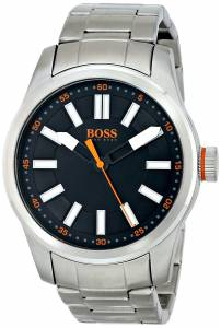 [ヒューゴボス]HUGO BOSS  BOSS Orange Paris Analog Display Quartz Silver Watch 1512990
