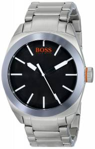 [ヒューゴボス]HUGO BOSS  BOSS Orange London Analog Display Quartz Silver Watch 1512996