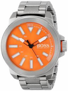 [ヒューゴボス]HUGO BOSS  BOSS Orange New York Analog Display Quartz Silver Watch 1513007