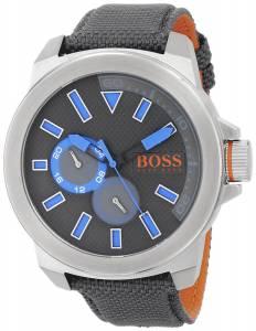 [ヒューゴボス]HUGO BOSS  BOSS Orange New York Analog Display Quartz Grey Watch 1513013