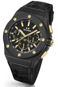 [ティーダブルスティール]TW Steel 腕時計 CEO Tech Black Watch CE4017 [並行輸入品]