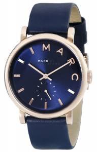 [マーク ジェイコブス]Marc by Marc Jacobs Baker Stainless Steel Watch with Blue MBM1329