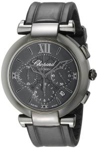 [ショパール]Chopard  Imperiale Analog Display Swiss Automatic Black Watch 388549-3007 RBK