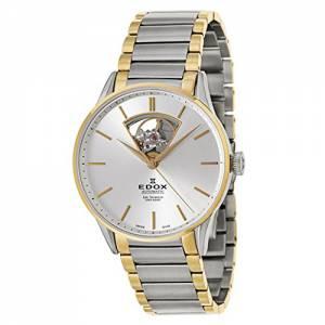 [エドックス]Edox  Les Vauberts Automatic Automatic Watch 85011357JAID 85011-357J-AID メンズ