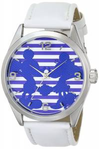 [インガソール]Ingersoll Micky and Minnie Wrist Art Analog Display Quartz White Watch IND25691