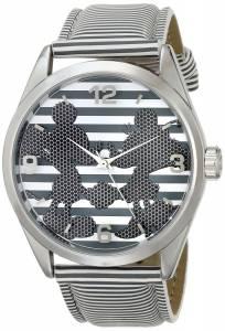 [インガソール]Ingersoll Mickey and Minnie Wrist Art Analog Display Quartz Grey Watch IND25693