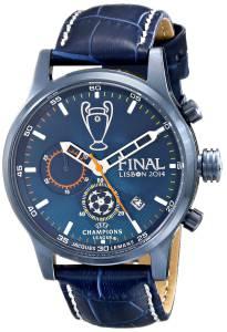 [ジャックルマン]Jacques Lemans UEFA Champions League Analog Display Quartz Blue Watch U-42B