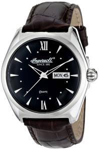 [インガソール]Ingersoll  Hanover Analog Display Japanese Quartz Brown Watch INQ002BKSL