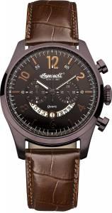 [インガソール]Ingersoll  Chelsea Analog Display Japanese Quartz Brown Watch INQ007BKBR