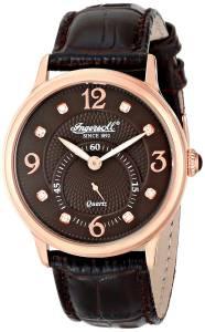 [インガソール]Ingersoll  Regent Analog Display Japanese Quartz Brown Watch INQ022BRRS