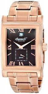 [インガソール]Ingersoll Kensington Analog Display Japanese Quartz Rose Gold Watch INQ031BRRS