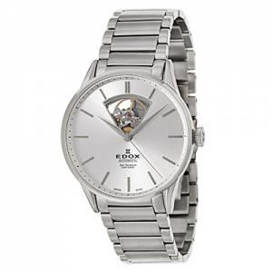 [エドックス]Edox  Les Vauberts Automatic Automatic Watch 850113BAIN 85011-3B-AIN メンズ