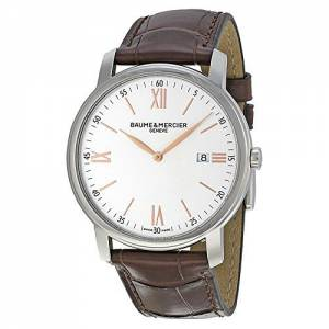 [ボーム&メルシエ]Baume & Mercier  Classima Analog Display Quartz Brown Watch BMMOA10144