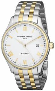 [フレデリックコンスタント]Frederique Constant TwoTone Stainless Steel Watch FC303WN5B3B