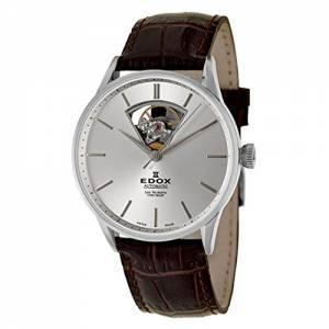 [エドックス]Edox  Les Vauberts Automatic Automatic Watch 850103BAIN 85010-3B-AIN メンズ