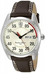 [フェラーリ]Ferrari 腕時計 D 50 Analog Display Quartz Brown Watch 0830175 メンズ