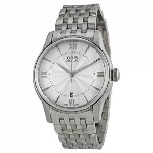 [オリス]Oris  Artelier Automatic Silver Dial Stainless Steel Watch 733 7670 4071 07 8 21 77