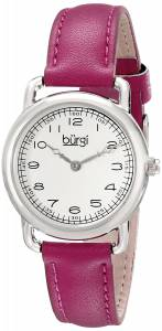 [バージ]Burgi 腕時計 Analog Display Quartz Purple Watch BUR121PU レディース