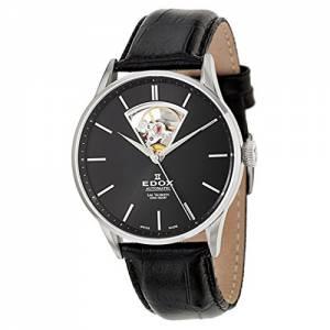[エドックス]Edox  Les Vauberts Automatic Automatic Watch 850103NNIN 85010-3N-NIN メンズ