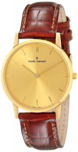 [クロードベルナール]claude bernard Classic Slim Line Analog Display Swiss 20060 37J DI