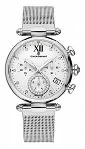 [クロードベルナール]claude bernard Dress Code Chronograph Analog Display Swiss 10216 3 APN1