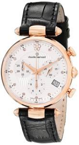 [クロードベルナール]claude bernard Dress Code Chronograph Analog Display 10215 37R APR2