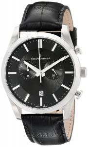 [クロードベルナール]claude bernard Classic Chronograph Analog Display Swiss 10103 3 NIN2