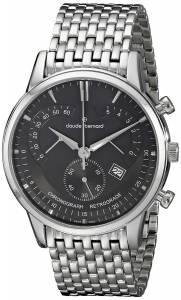 [クロードベルナール]claude bernard Classic Chronograph Analog Display Swiss 01506 3M NIN