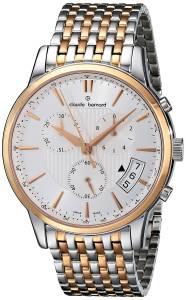 [クロードベルナール]claude bernard Classic Chronograph Analog Display Swiss 01002 357RM AIR