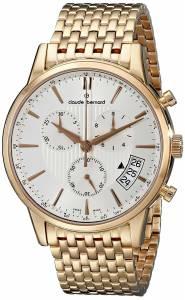 [クロードベルナール]claude bernard Classic Chronograph Analog Display Swiss 01002 37RM AIR