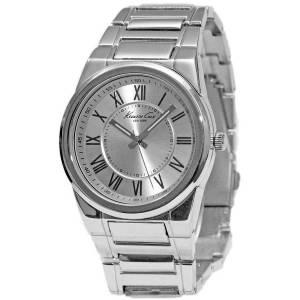 [ケネスコール]Kenneth Cole 腕時計 Watch, Silver Dial KCW3046 メンズ [並行輸入品]
