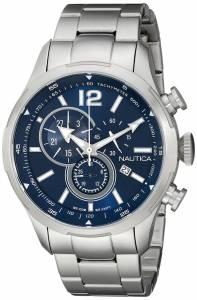 [ノーティカ]Nautica 腕時計 NCS 18 Stainless Steel Watch NAD16508G メンズ