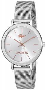[ラコステ]Lacoste  Nice Stainless Steel Watch with Mesh Bracelet 2000884 レディース