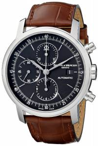 [ボーム&メルシエ]Baume & Mercier Classima Executive Swiss Automatic Watch With Brown MOA08589
